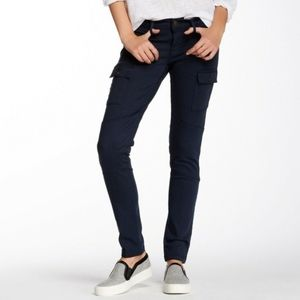 DL1969 Angie Cargo 4 Way 360 Degree Stretch Jeans